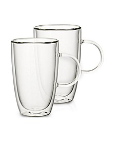 Artesano Hot Beverage Extra Large Cup Pair