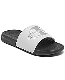 Women's Super Slide Sandals from Finish Line