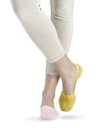 Women's Sneaker Liner, 4 pack