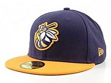 Burlington Bees 59FIFTY Cap