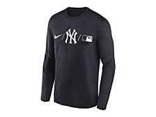 Men's New York Yankees Legend Team Issue Long Sleeve T-Shirt