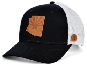 Local Crowns The Statement Curved Trucker Cap