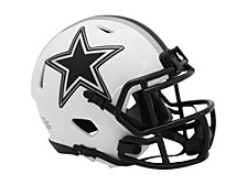 Dallas Cowboys Speed Lunar Eclipse Alt Mini Helmet