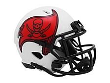 Tampa Bay Buccaneers Speed Lunar Eclipse Alt Mini Helmet