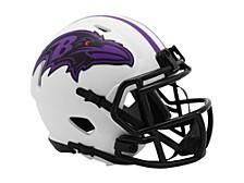 Baltimore Ravens Speed Lunar Eclipse Alt Mini Helmet