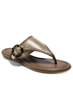 Aerosoles Flats WOMEN'S CLARITY THONG SANDAL WOMEN'S SHOES