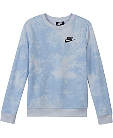 Big Boys Sportswear Magic Club Crew Sweatshirt