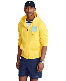 Men's Logo Double-Knit Hoodie