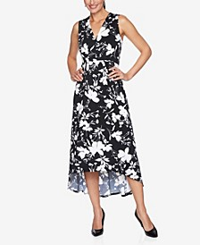 Plus Size DRS Wildflower Puff Dress