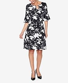 Plus Size DRS Bar Wildflower Dress