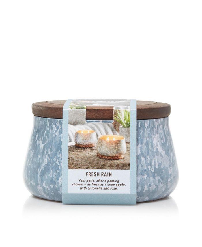 Yankee Candle - Medium Outdoor Candle Fresh Rain