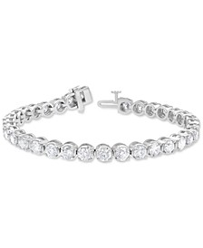 Diamond Tennis Bracelet (10 ct. t.w.) in 10k White Gold