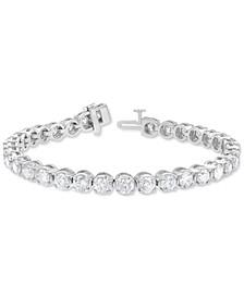 Diamond Tennis Bracelet (10 ct. t.w.) in 10k White Gold