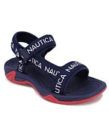 Little Boy Sporty Open Toe Sandals