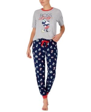 Minnie Mouse Boss Lady Pajama Set