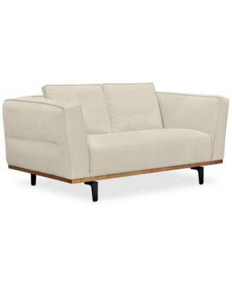 """Aubreeze 65"""" Fabric Loveseat, Created for Macy's"""