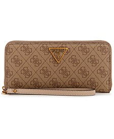 Noelle Large Zip Around Wallet