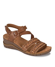 Celan Women's Wedge Sandal