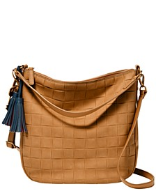 Jolie Leather Hobo