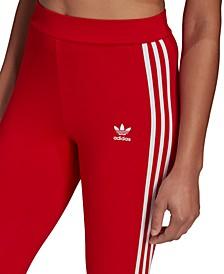 Women's 3-Stripes Full Length Leggings