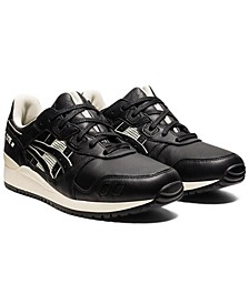 Men's GEL-Lyte III OG Casual Sneakers from Finish Line