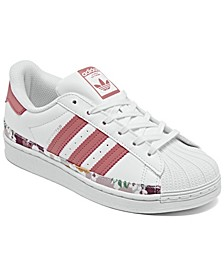Little Girls HER Studio London Superstar Casual Sneakers from Finish Line