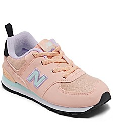 Toddler Girls 574 Casual Sneakers from Finish Line