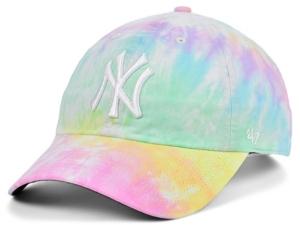 47 Brand Caps NEW YORK YANKEES TRUCKIN CLEAN UP CAP