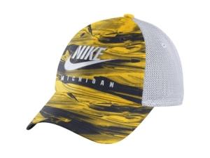 Nike Caps MICHIGAN WOLVERINES SPRING BREAK TRUCKER CAP