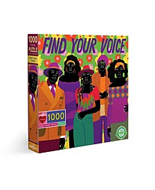 Find Your Voice, 1000 Piece Puzzle