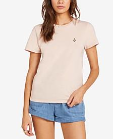 Stoked On Stone Crewneck T-Shirt