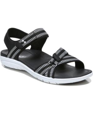 Ryka Women's Savannah 2 Sandals Women's Shoes In Black