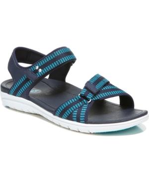 Ryka Women's Savannah 2 Sandals Women's Shoes In Navy