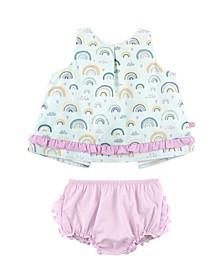 Baby Girls Swing Top and Rufflebutt Set