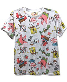 Juniors' SpongeBob SquarePants T-Shirt