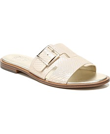 Faryn Slide Sandals