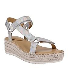 Women's Glamping Retro Espadrille Sandals