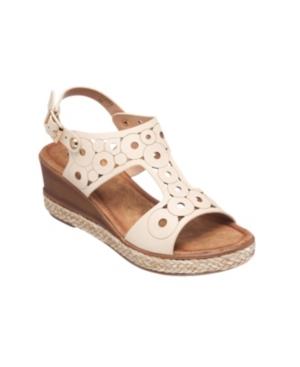 Women's Sandra Espadrille Wedge Sandal Women's Shoes