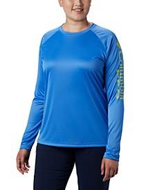 Plus Size PFG Tidal Tee II Omni-Shade T-Shirt