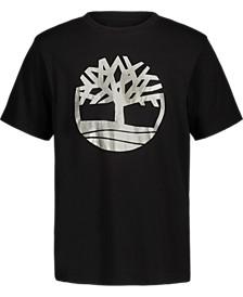 Big Boys Reflective Tree Short Sleeve T-shirt
