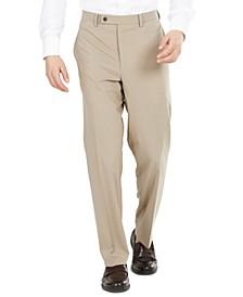 Men's Classic-Fit Ultraflex Machine Washable Dress Pants