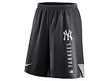 New York Yankees Train Dry Shorts