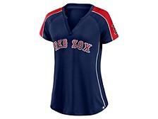 Women's Boston Red Sox League Diva T-Shirt