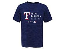 Texas Rangers Youth Velocity T-Shirt