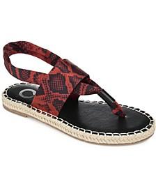 Flin Espadrille Sandals