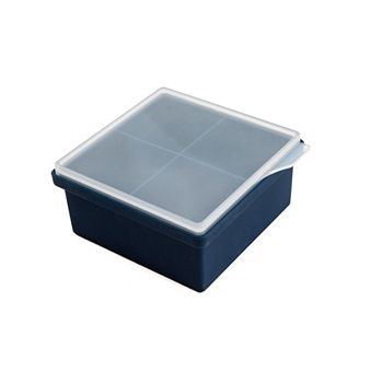 Thirstystone by Cambridge Large 4-Cube Silicone Ice Mold