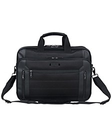 """An Easy Decision"" Double Gusset Checkpoint Friendly Laptop Brief"