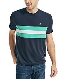 Men's Navtech Chest-Stripe T-Shirt