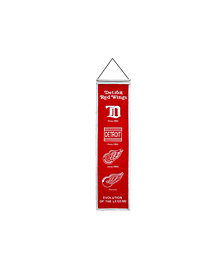 Winning Streak Detroit Red Wings Heritage Banner