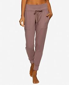 Velvety Soft Loungewear Jogger Pants